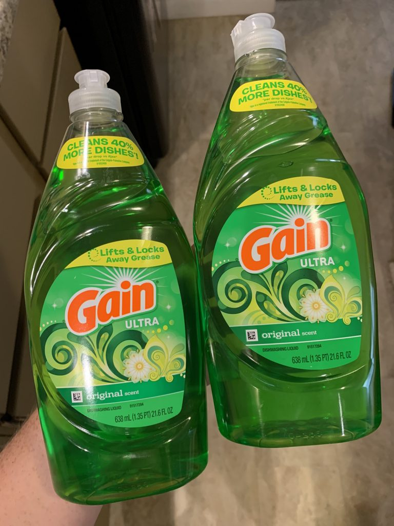 Gain-Dishwashing-Liquid-Soap-Dollar-General-Deal-Coupon-with-Kayla
