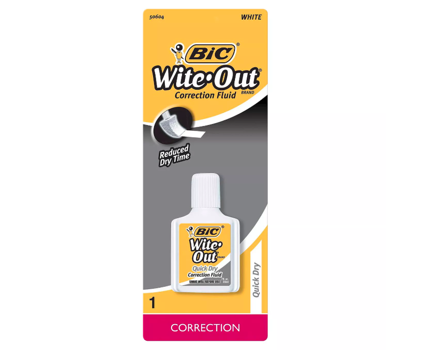 bic wite out deal free freebie target circle offer