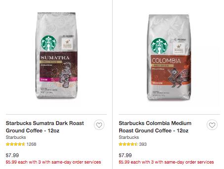 starbucks-coffee-deal-target-circle-offer-sale