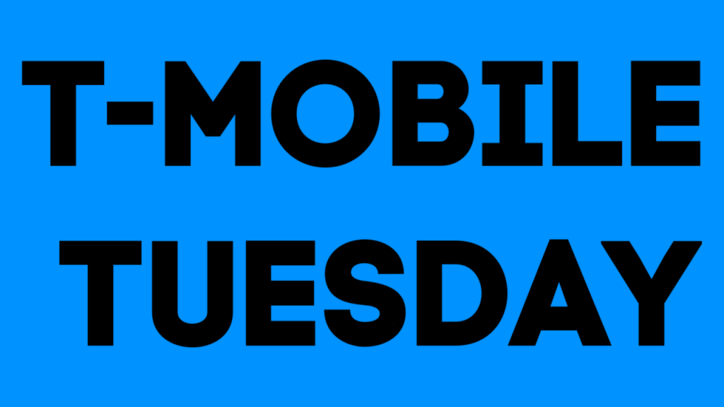 T-mobile tuesday sprint freebies coupons deal