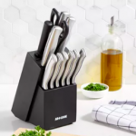 macys knife block set deal