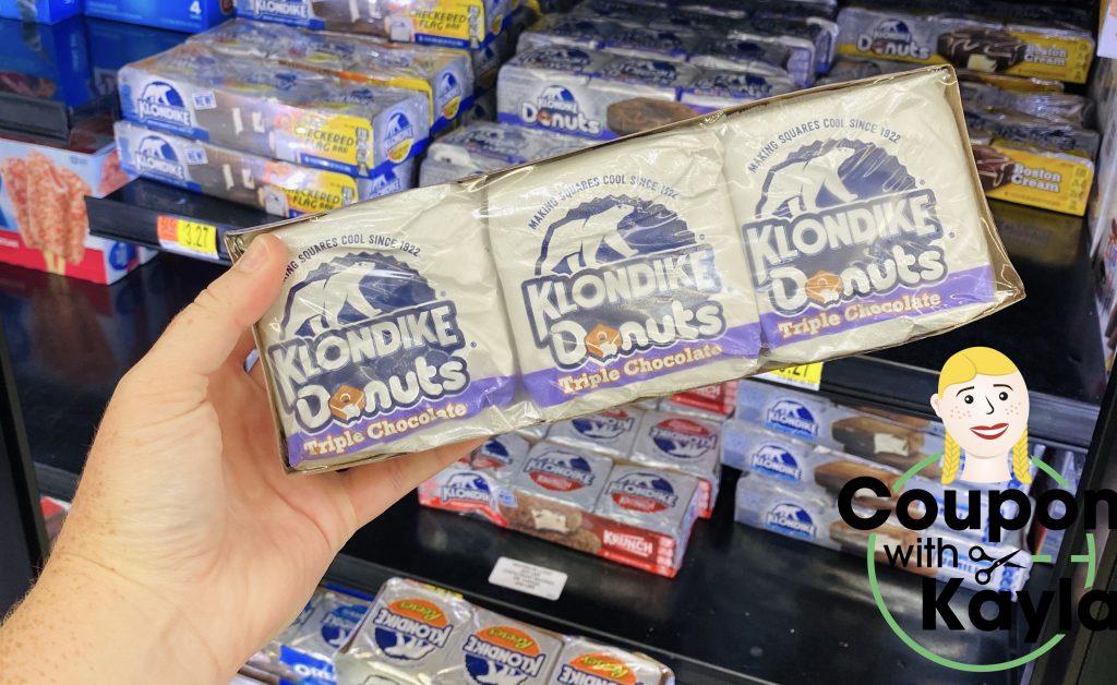 walmart free klondike donuts fetch rewards offer