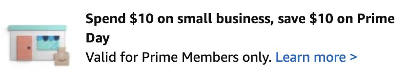 small business amazon